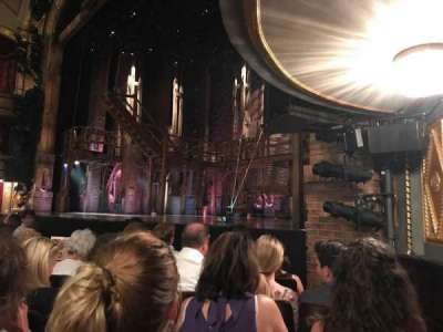 Richard Rodgers Theatre section OrchR
