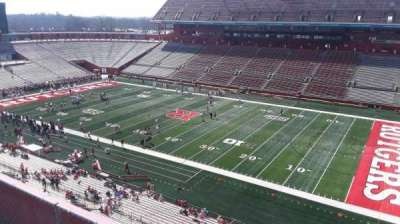 High Point Solutions Stadium, section: 219, row: 3, seat: 7