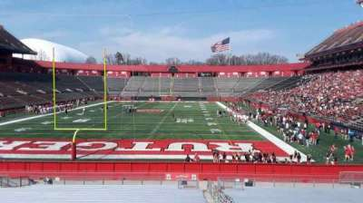 High Point Solutions Stadium, section: 137, row: 30, seat: 14