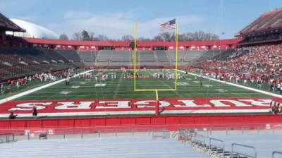 High Point Solutions Stadium, section: 138, row: 27, seat: 14