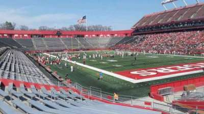 High Point Solutions Stadium, section: 142, row: 27, seat: 14