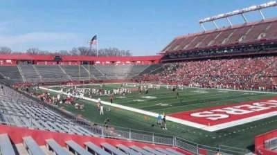 High Point Solutions Stadium, section: 143, row: 27, seat: 14