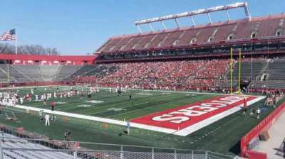 High Point Solutions Stadium, section: 144, row: 27, seat: 14
