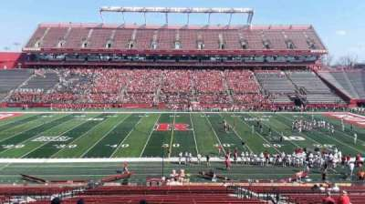 High Point Solutions Stadium, section: 105, row: 38, seat: 14