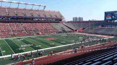 High Point Solutions Stadium, section: 108, row: 38, seat: 14