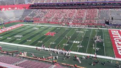 High Point Solutions Stadium, section: 204, row: 3, seat: 7