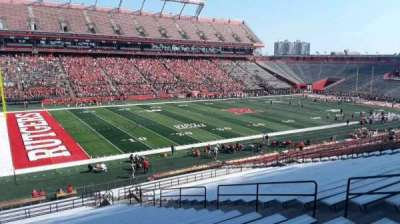 High Point Solutions Stadium, section: 109, row: 39, seat: 14