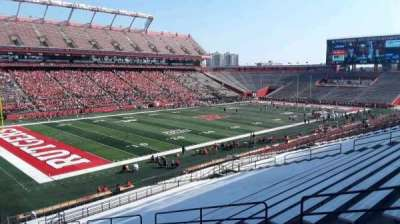 High Point Solutions Stadium, section: 110, row: 38, seat: 14