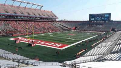 High Point Solutions Stadium, section: 112, row: 38, seat: 14