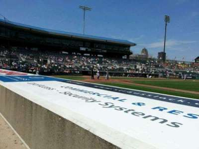 Principal Park, section: S, row: 3, seat: 4