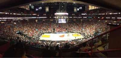 American Airlines Arena section 266