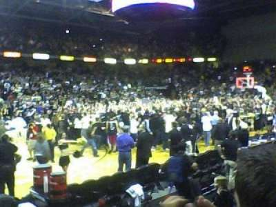 CFE Arena section 118