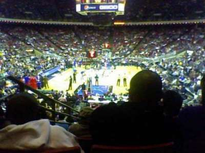 Amway Arena section 118