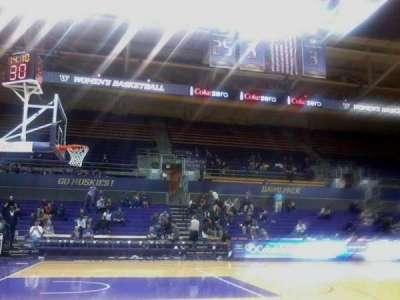 Alaska Airlines Arena at Hec Edmundson Pavilion section 9