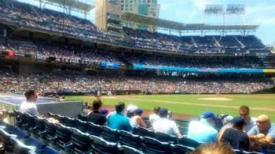 PETCO Park section 109