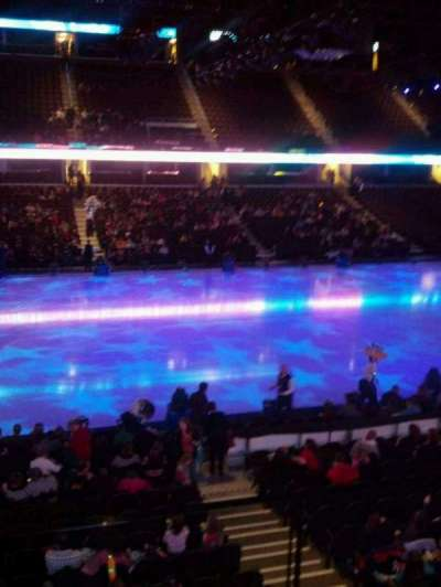 Quicken Loans Arena, section: c107, row: 15, seat: 12