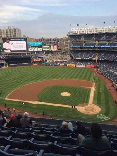 Yankee Stadium, section: 322, row: 7, seat: 12
