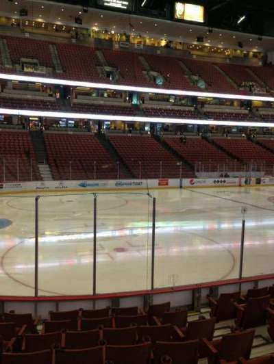 Honda Center, section: 211, row: J, seat: 5