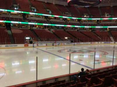 Honda Center, section: 224, row: H, seat: 7