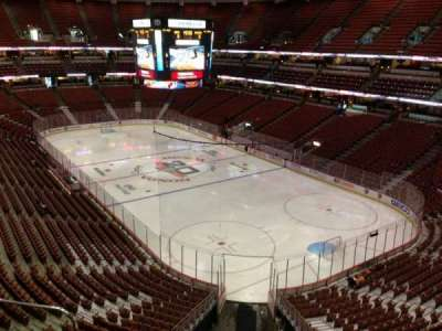 Honda Center, section: 427, row: C, seat: 14