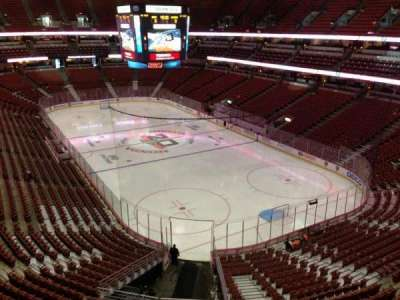 Honda Center, section: 426, row: C, seat: 6