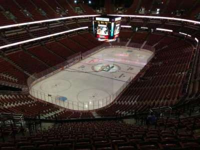 Honda Center, section: 419, row: T, seat: 9
