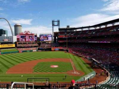 Busch Stadium, section: 254, row: 6, seat: 14