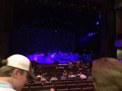 Winspear Opera House, section: Orc C, row: N, seat: 3