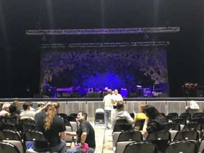 Toyota Music Factory, section: 101, row: J, seat: 17