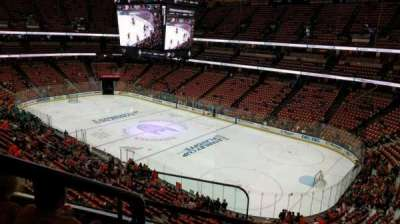 Honda Center, section: 406, row: C, seat: 16