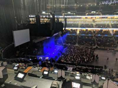 Amway Center, section: Loge Box I, row: 5, seat: 3,4