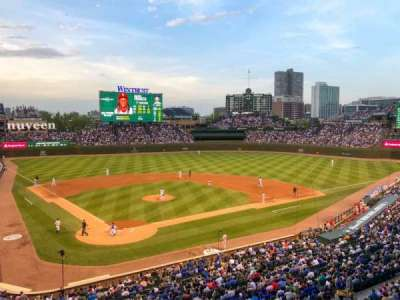 Wrigley Field section Suite 40