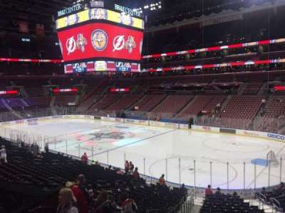 BB&T Center, section: 114, row: 23, seat: 16