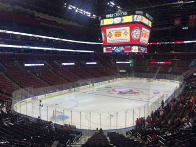 BB&T Center, section: 107, row: 24, seat: 15