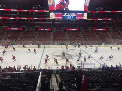 BB&T Center, section: 101, row: 24, seat: 20