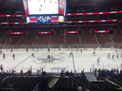 BB&T Center, section: 134, row: 24, seat: 8