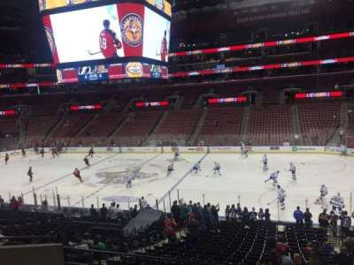 BB&T Center, section: 133, row: 24, seat: 5