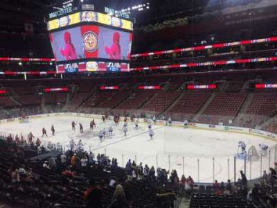 BB&T Center, section: 131, row: 24, seat: 1