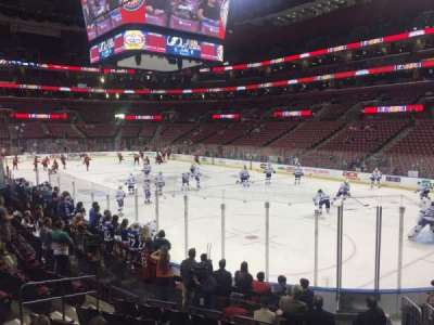 BB&T Center, section: 130, row: 12, seat: 1