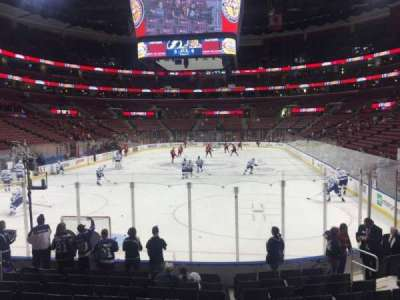 BB&T Center, section: 125, row: 11, seat: 11