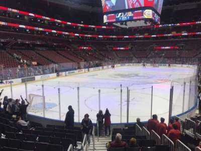BB&T Center, section: 124, row: 12, seat: 12