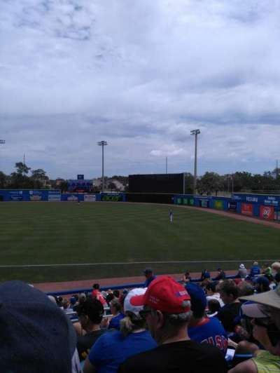 Florida Auto Exchange Stadium, section: 200, row: 8, seat: 21