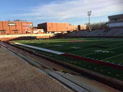 Moretz Stadium, section: 5, row: G