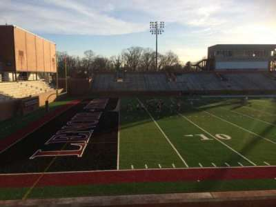Moretz Stadium, row: G