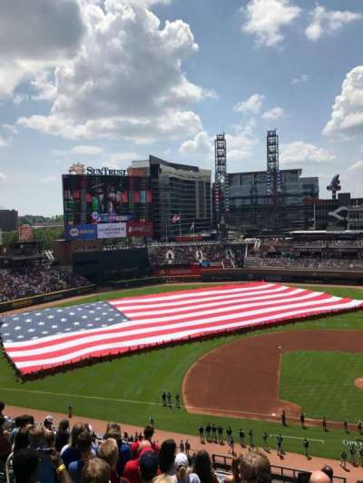 SunTrust Park section 331