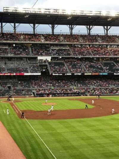 SunTrust Park section 210