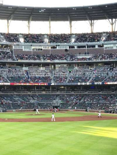 SunTrust Park, section: 149, row: 14, seat: 18