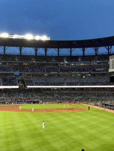 SunTrust Park section 148