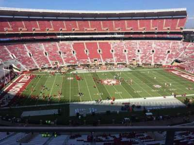 Bryant-Denny Stadium section GG