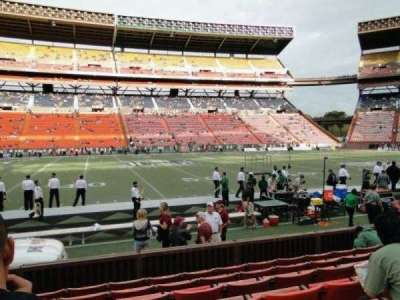 Aloha Stadium, section: L, row: 7, seat: 14
